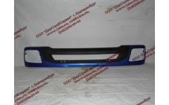 Бампер FN3 синий самосвал для самосвалов фото Пенза