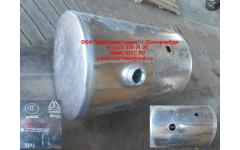 Бак топливный 380литров круглый H2/H3 фото Пенза
