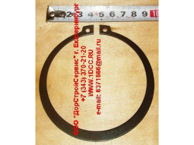 Кольцо стопорное наружнее d- H Разное  фото 1 Пенза