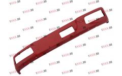 Бампер F красный металлический (до 2007г) для самосвалов фото Пенза
