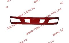 Бампер F красный пластиковый для самосвалов фото Пенза