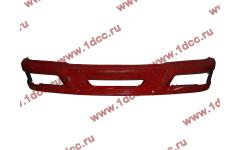 Бампер FN2 красный самосвал для самосвалов фото Пенза