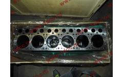Блок цилиндров двигатель WD615 CDM фото Пенза